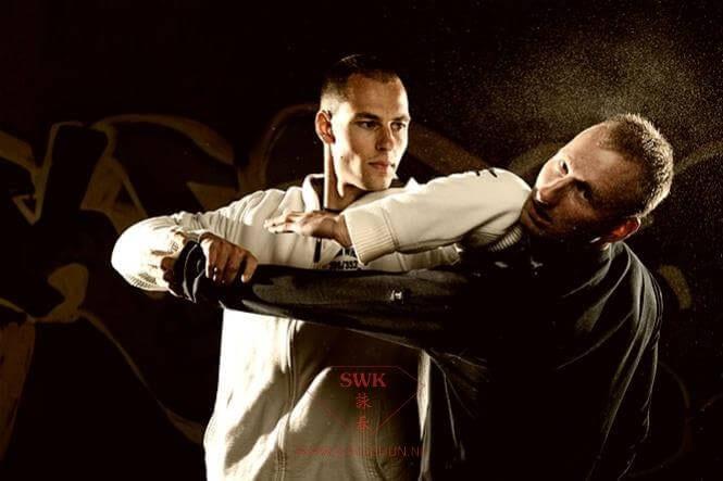 SWK - Wing Chun - Elbow Strike