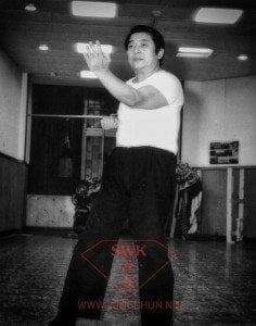 SWK - Wing Chun - Wang Kiu - Kwan-Sao