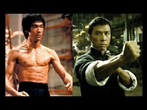 De Wing Chun stoot